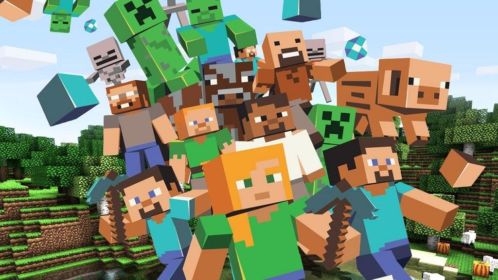 Minecraft rent server