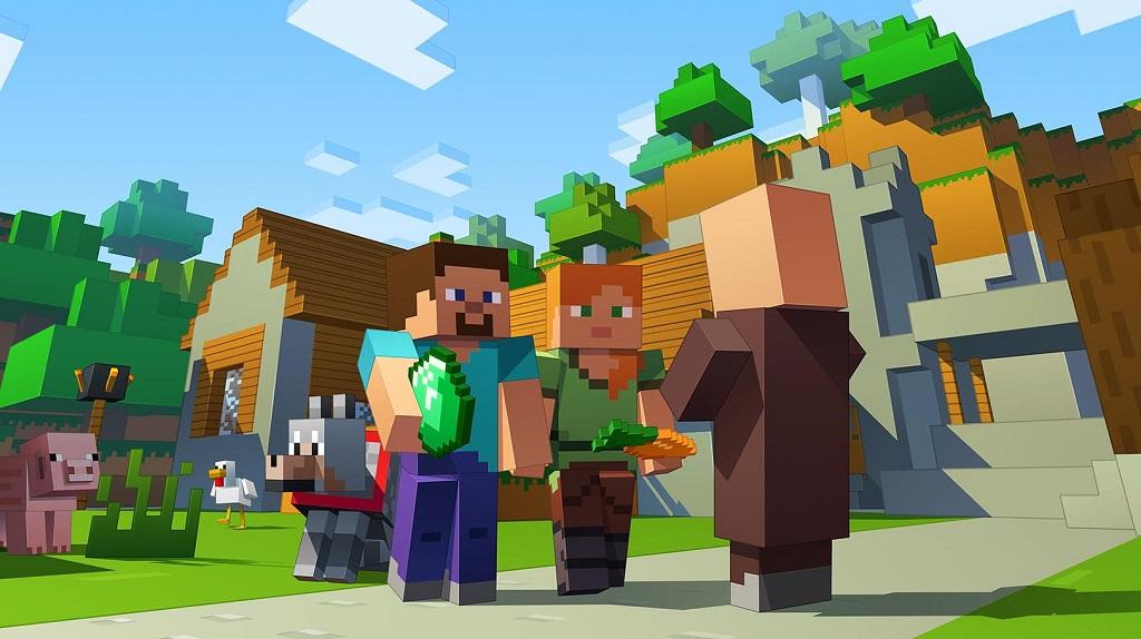 Minecraft server rental