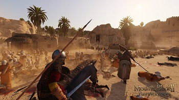 Mount & Blade 2: Bannerlord rent server
