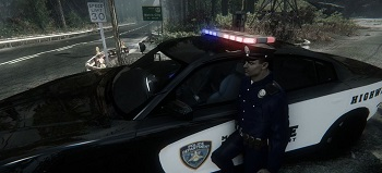 Police 1013 server hosting