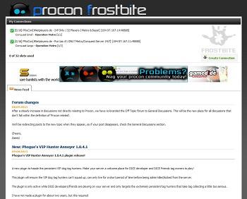 Procon Layer server rental