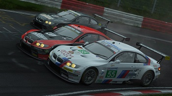 Project Cars hosting server