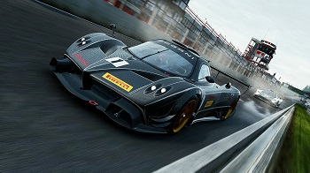 Project Cars rent server