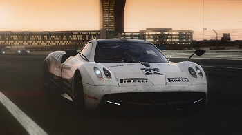 Project Cars server rental