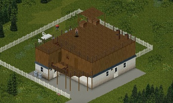 Project Zomboid hosting server