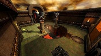 Quake 3 rent server
