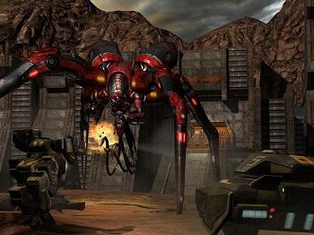 Quake 4 rent server