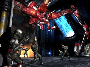 Quake 4 server rental