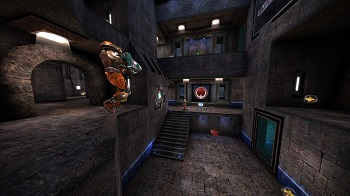 Quake Live hosting server
