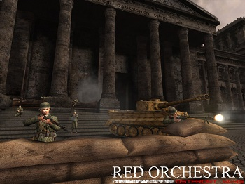 Red Orchestra Ostfront 41-45 server hosting