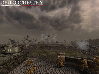 Red Orchestra Ostfront 41-45 server rental