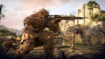 Sniper Elite 3 server rental