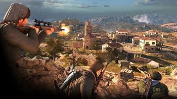 Sniper Elite 4 server rental