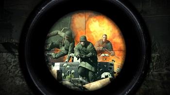 Sniper Elite v2 rent server