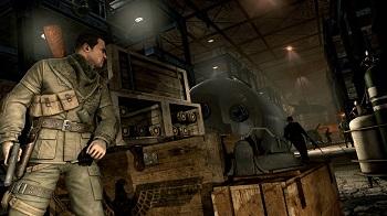 Sniper Elite v2 server rental