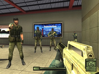 Soldier of Fortune 2: Double Helix Gold server rental