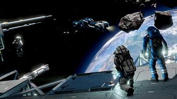 Space Engineers hosting server