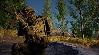 Squad hosting server