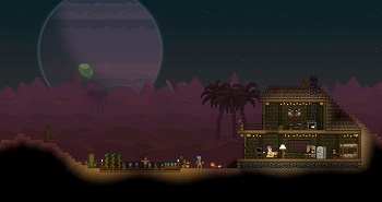 Starbound hosting server