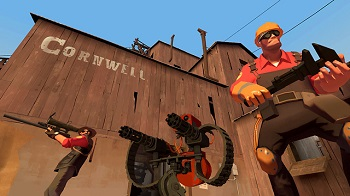 Team Fortress 2 hosting server