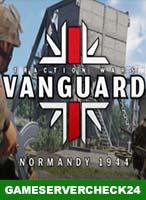 Vanguard Normandy 1944 Server Hosting